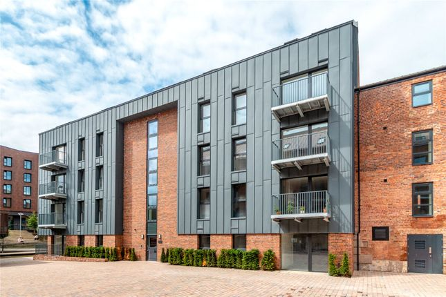 Thumbnail Mews house for sale in Shot Tower Close, Chester