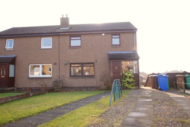 Thumbnail Semi-detached house to rent in Myreside Gardens, Kennoway, Leven