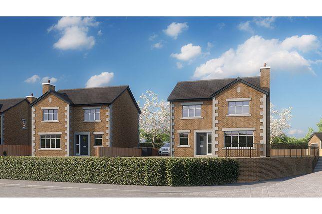 Thumbnail Detached house for sale in Plot 5 Aiken Meadow Scotforth Road, Lancaster