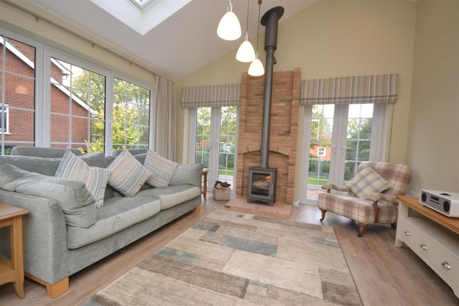 4 bed detached house for sale in Costessey, Norwich
