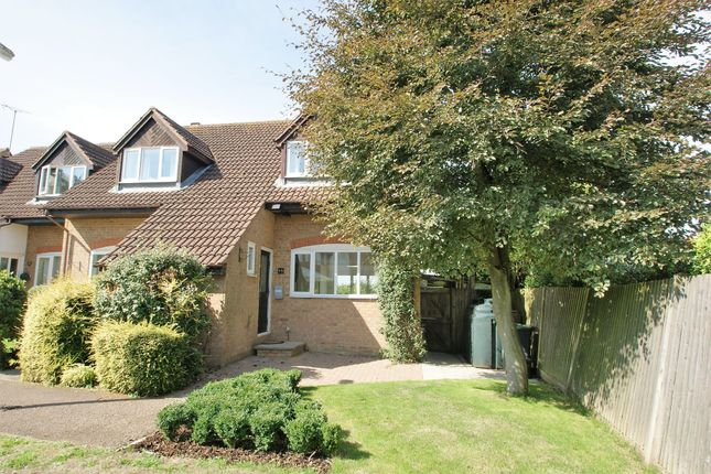 Thumbnail End terrace house for sale in Benskins Close, Berden, Bishop's Stortford