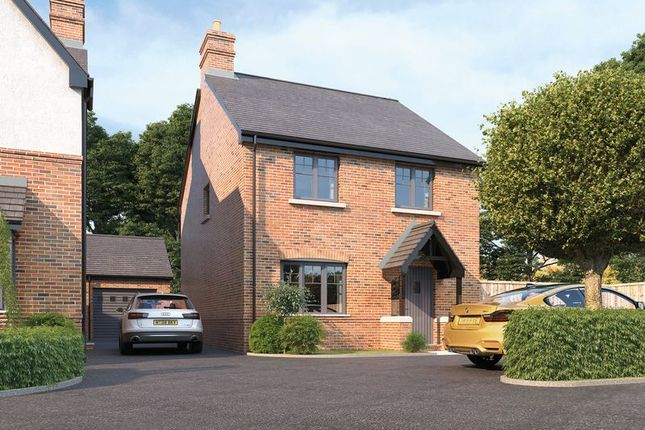 Thumbnail Detached house for sale in The Appleyard, Mountsorrel Lane, Rothley