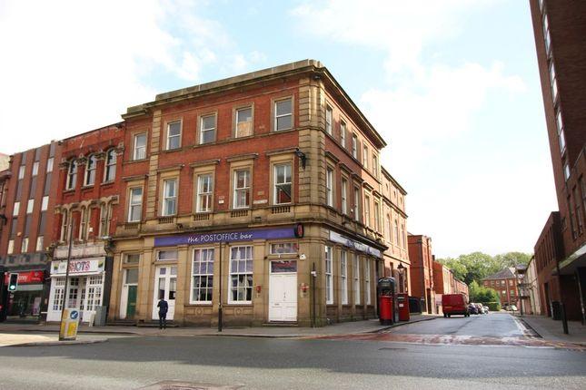 Thumbnail Flat for sale in Bradshawgate, Bolton