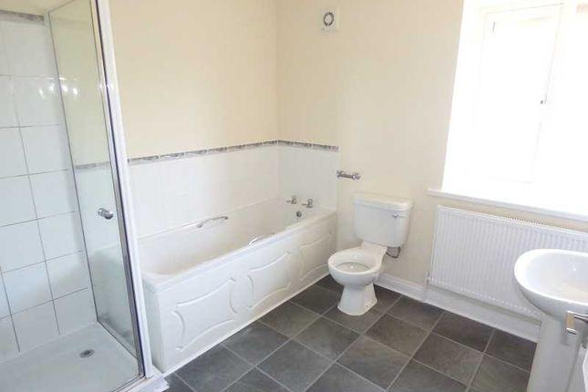 Bathroom of 18 The Greenway, Llandarcy, Neath. SA10