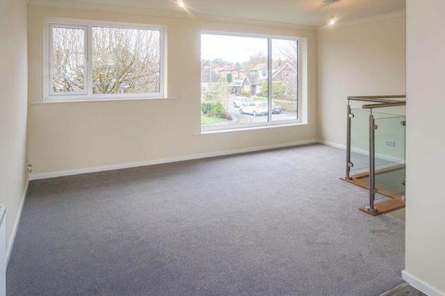 Lounge of Redruth Avenue, Macclesfield SK10
