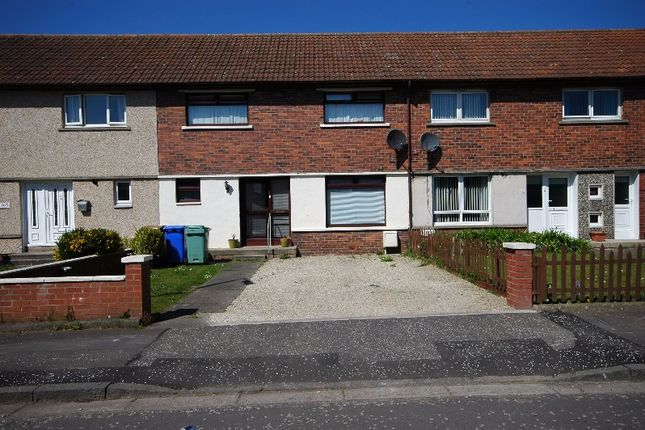 Thumbnail Terraced house to rent in Gould Street, Ayr, South Ayrshire