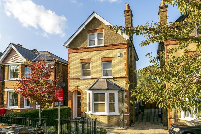 Thumbnail Detached house for sale in Holmesdale Road, Teddington