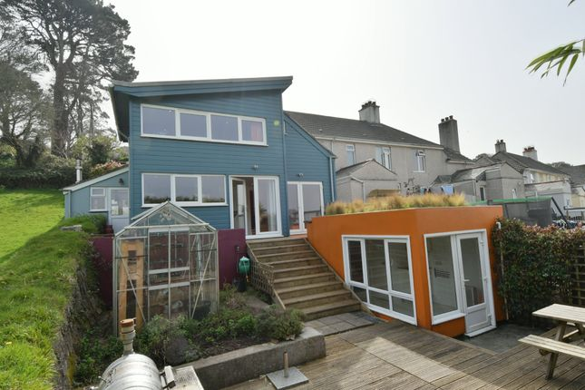 3 bed end terrace house for sale in Tregew Road, Flushing, Falmouth TR11