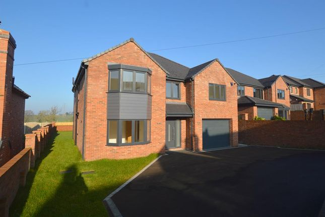 Thumbnail Detached house for sale in Plot 6 - Station Road, Pilsley, Chesterfield