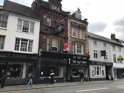 Thumbnail Commercial property for sale in 47-49 High Street, Bedford, Bedfordshire