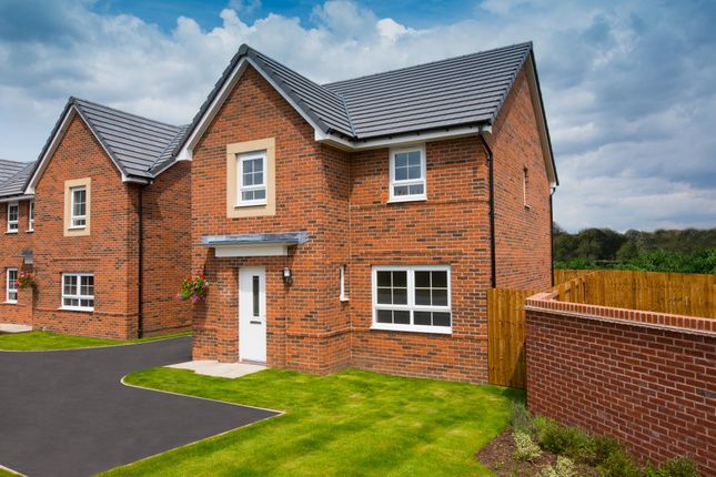 """Thumbnail Detached house for sale in """"Kingsley"""" at Barff Lane, Brayton, Selby"""
