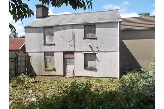 Thumbnail Semi-detached house for sale in Llanarth Road, Springfield Estate, Pontllanfraith