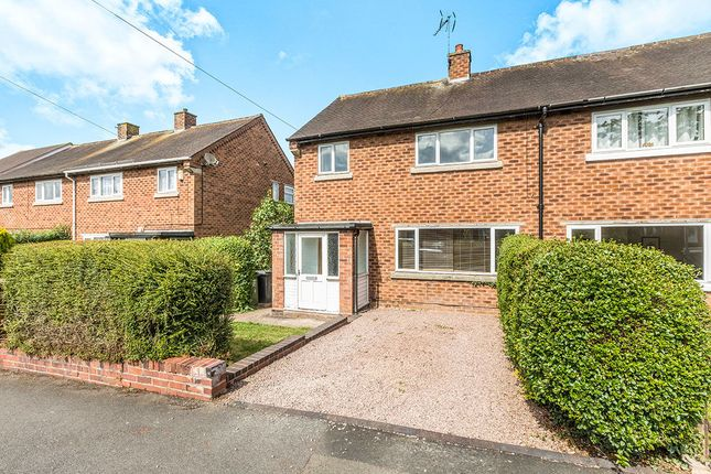 Thumbnail Semi-detached house to rent in Willow Way, Redditch