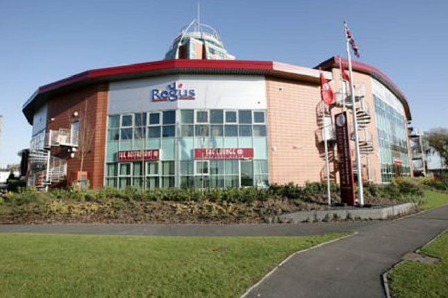 Thumbnail Commercial property to let in Orbital Plaza, Cannock