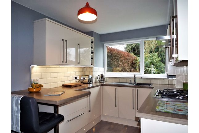 Thumbnail Flat for sale in Mulberry Drive, Moseley, Birmingham