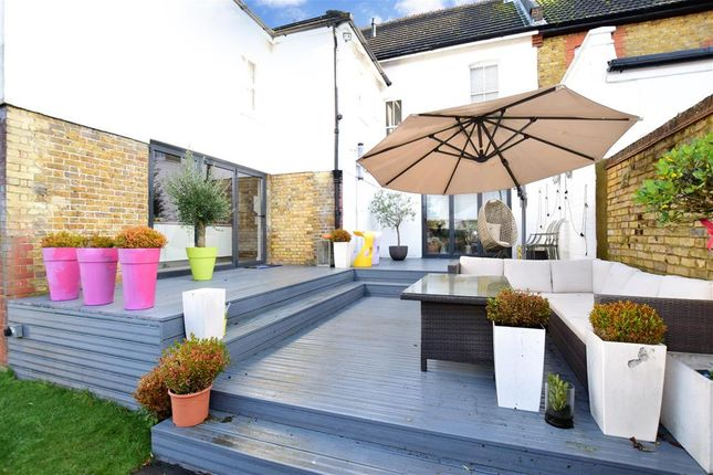 Patio / Decking of Canterbury Road, Herne Bay, Kent CT6