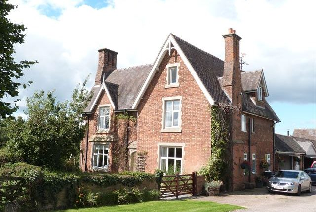 Thumbnail Detached house for sale in Riverside Road, Tean, Staffordshire
