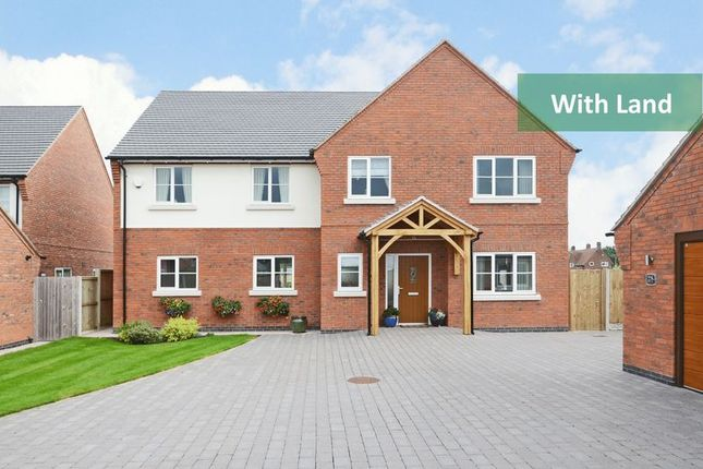 Detached house for sale in 28 Lakesedge, Stone, Staffordshire