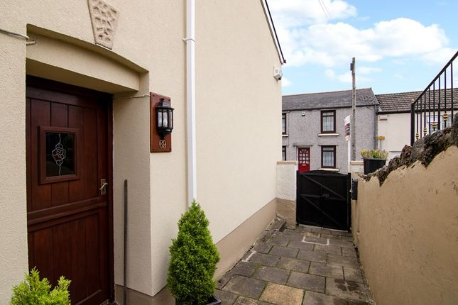 Thumbnail Semi-detached house for sale in King Street, Nantyglo, Ebbw Vale