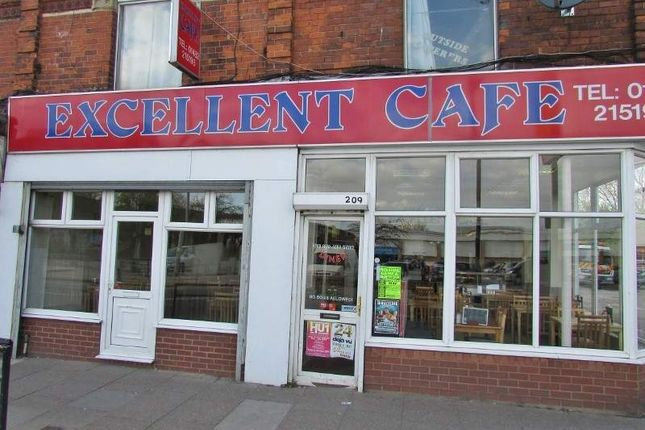 Restaurant/cafe for sale in 209 Holderness Road, Kingston Upon Hull
