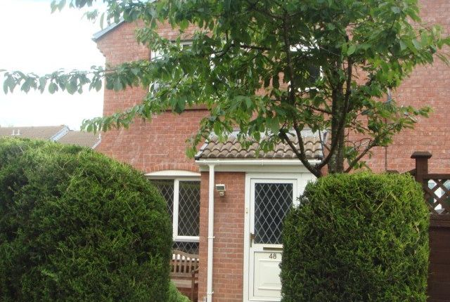 Thumbnail Semi-detached house to rent in Longstock Court, Eastleaze, Swindon
