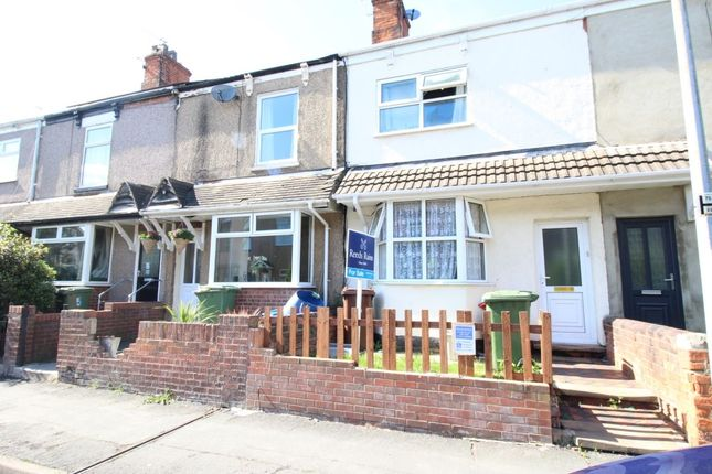 Thumbnail Terraced house for sale in Hare Street, Grimsby