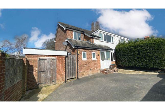 4 bed semi-detached house for sale in Benmoor Road, Creekmoor, Poole BH17