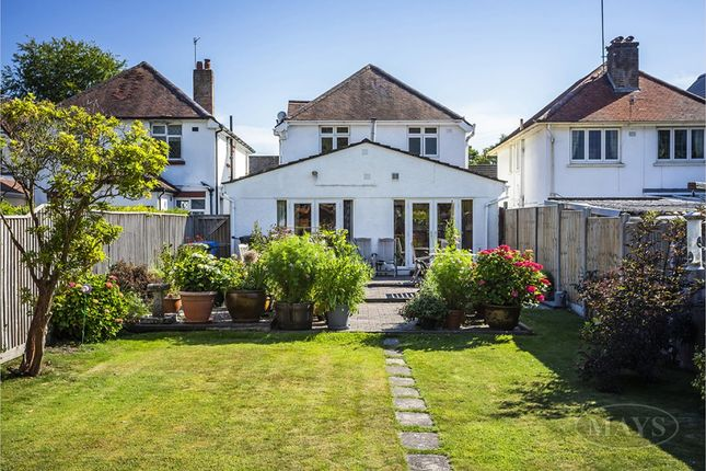 Thumbnail Detached house for sale in Sandbanks Road, Poole