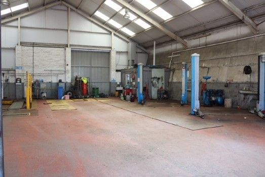 Thumbnail Parking/garage for sale in Hayfield Place, Hayfield Industrial Estate, Kirkcaldy