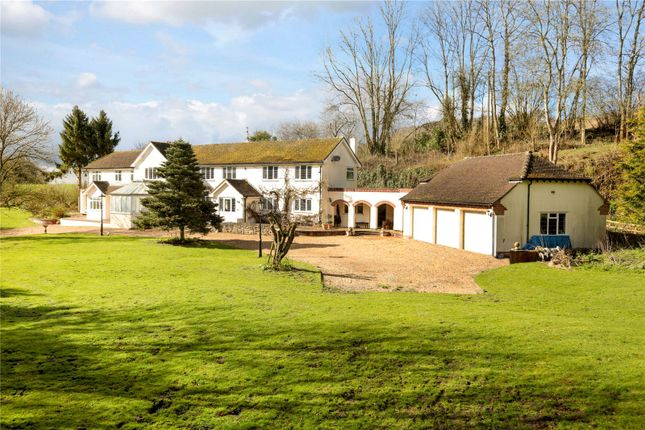 Thumbnail Detached house for sale in Roundway, Devizes, Wiltshire