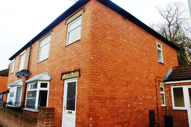 Thumbnail Terraced house to rent in Electric Station Road, Sleaford
