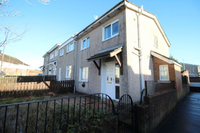 Thumbnail Terraced house for sale in Ballygomartin Drive, Belfast