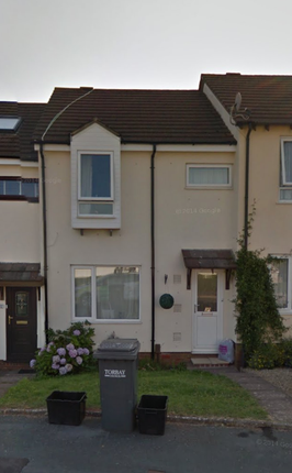 Thumbnail Terraced house to rent in Burn River Rise, Torquay