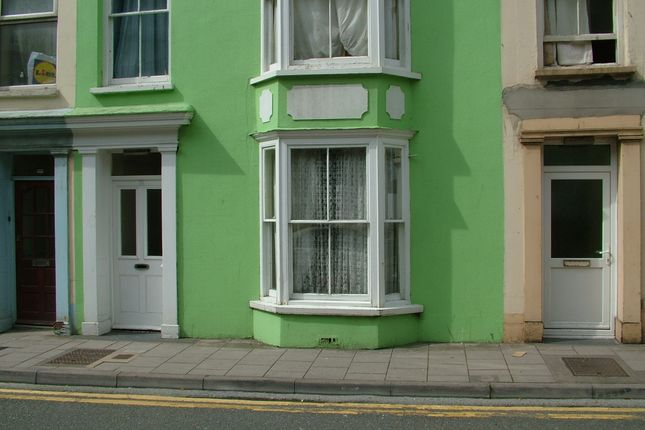 Thumbnail Flat to rent in 18, Queens Road, Aberystwyth