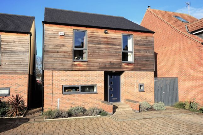 Thumbnail Detached house for sale in Millfield Lane, York