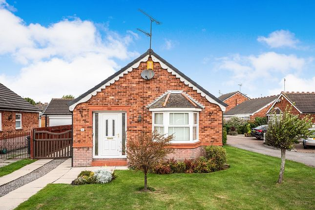 Thumbnail Bungalow for sale in Broadstairs Close, Hull