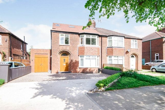 Thumbnail Semi-detached house to rent in Heworth Green, York