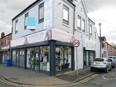 Thumbnail Commercial property for sale in Hyde Road, Manchester