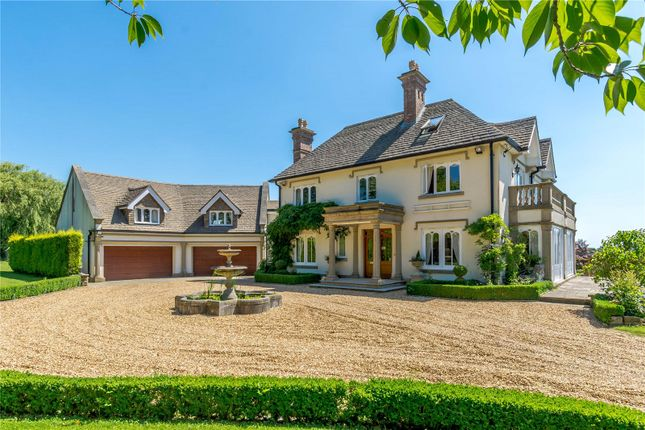 Thumbnail Detached house for sale in Old Brampton, Chesterfield