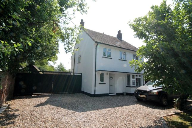 Thumbnail Detached house for sale in High Street, Barkway, Royston