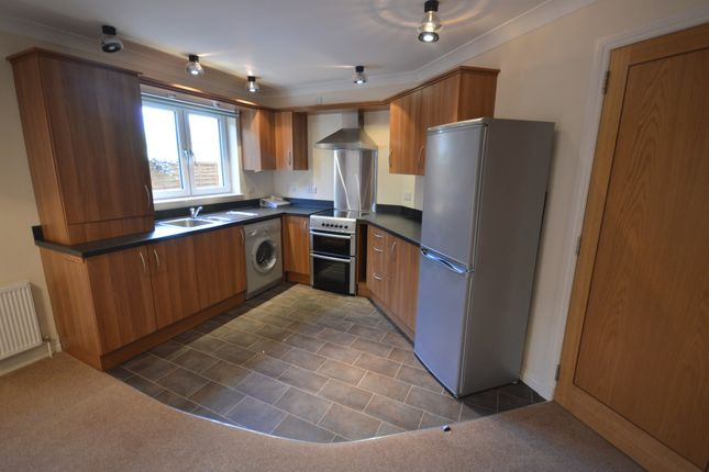 Thumbnail Flat to rent in Fairfield Road, Inverness