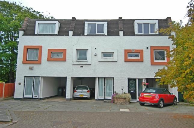 Thumbnail Town house for sale in The Courtyard, Village Road, West Kirby, Wirral