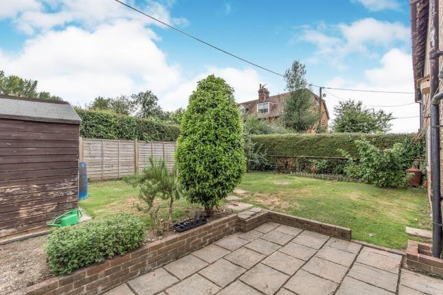 Rear Garden of Desmond Crescent, Canterbury Road, Faversham, Kent ME13