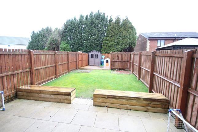 Garden of Dunlop Avenue, Barrhead, Glasgow, East Renfrewshire G78