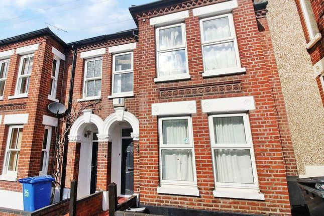 Thumbnail Terraced house for sale in Chalk Hill Road, Norwich