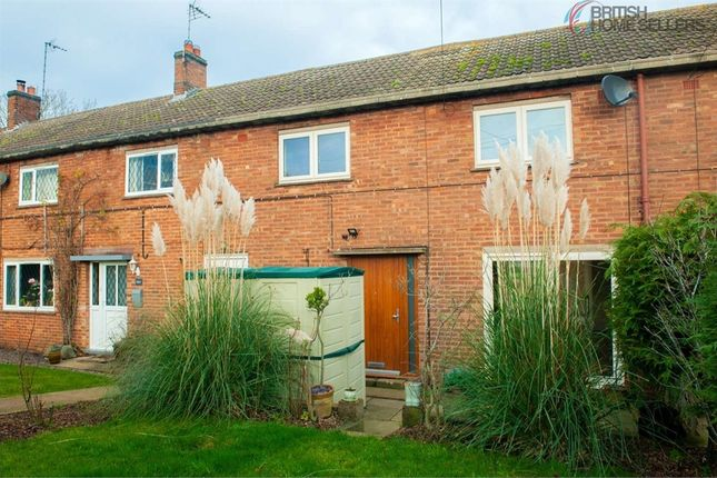 Thumbnail Terraced house for sale in Ashley Road, Weston By Welland, Market Harborough, Northamptonshire