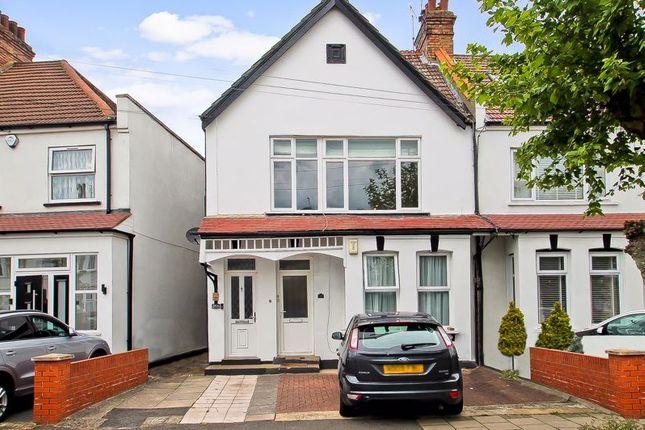 3 bed maisonette for sale in Welldon Crescent, Harrow-On-The-Hill, Harrow HA1