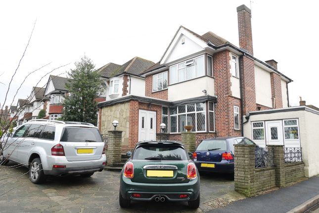 Thumbnail Detached house to rent in High Road, Harrow