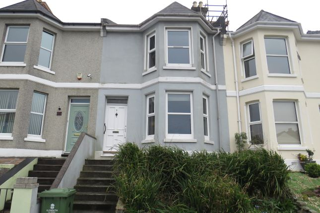Thumbnail Property to rent in St. Georges Terrace, Plymouth