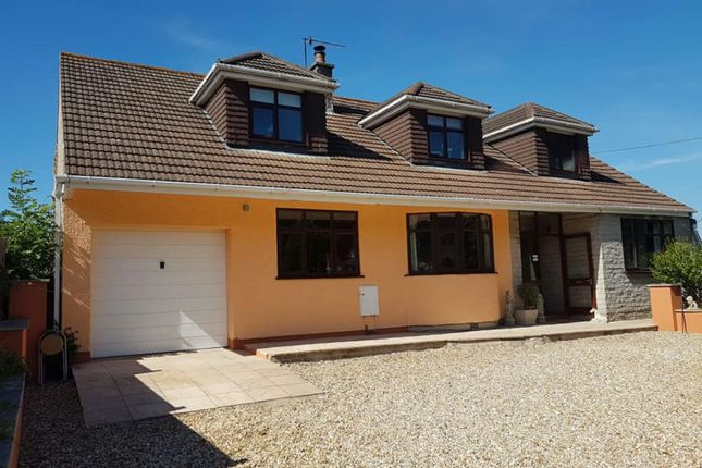 Thumbnail Detached house for sale in Main Road, Hutton, Weston Super Mare, North Somerset.